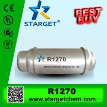926L Ton Cylinder R1270 & Rropene газ с высоким качеством и чистотой, используемой в качестве хладагента