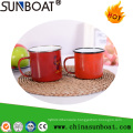 Traditional Retro Chinese Enamel Mug/Cup
