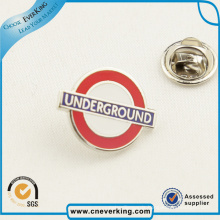 Metal Stamping Mult-Plating Coin Lapel Pin Manufacturers China Lapel Pins