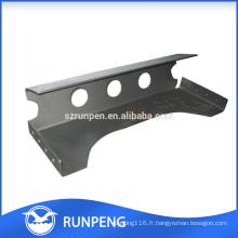 Pièces mécaniques en tôle d'estampage en aluminium