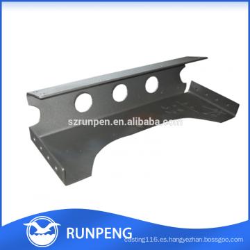 Piezas de chapa mecánica de estampado de aluminio