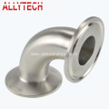 Stainless Steel Hygienic Grade Clamped 45D Bend