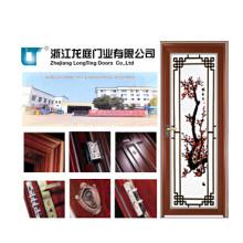 Innenaluminiumbadtüren für Verkauf