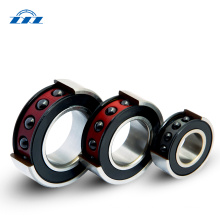 High Precision Sealed Angular Contact Ball Bearings