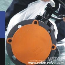 Pneumatic Cast Iron RF Flanged a Type Diapgragm Valve