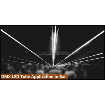 Architecture étanche DMX Linear Tube 5050 Light