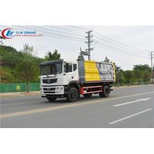 Caminhão municipal selado D9 da coleção de resíduos sólidos de Dongfeng