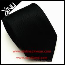 100% fait main en gros mens cravates en soie Christian