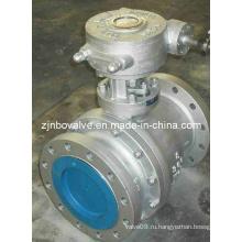 Поворотный шаровой кран из закаленной стали (Q47H)