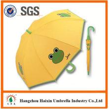 Professionnels Auto Open mignon impression enfants animaux parapluies