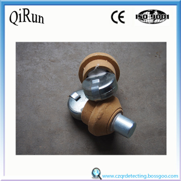 OEM/ODM for Ultra-Low Steel Water Sampler Round Ultra-Low Carbon Sampler for Steelmaking Factory supply to Paraguay Factories