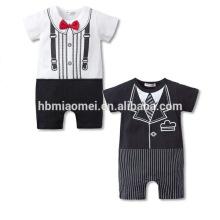 Combi-short bébé 100% coton