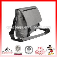 Clásico Ligero Casual diario 14-pulgadas Laptop Messenger Bag Unisex Crossbody Shoulder Bag School