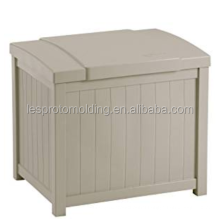 LESP- Outdoor Resin Garden Patio Storage Furniture Deck Box