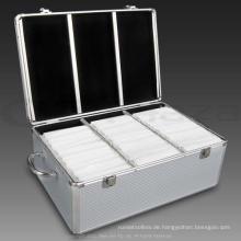 Aluminium CD / DVD Aufbewahrungsboxen CD-46879