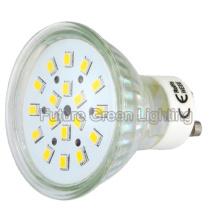 Günstigste GU10 3W LED Birnenlampe unter USD 1.00