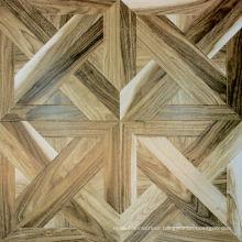 12mm Art Paste-up Finish Waterproof Laminate Flooring (H6608)