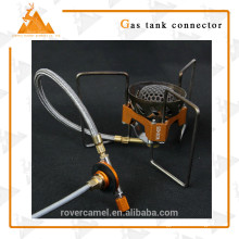 High Grade Camping Gas Adaptor Gas Connector With Hose