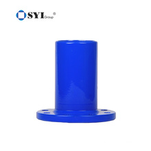 Ductile Iron AWWA C110 Flanged Fittings for water or sewerage pipeline projects
