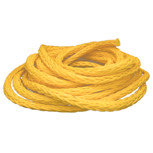 12 strand global Ultra high molecular weight polyethylene rope for Aviation Marine Mining Military and Others
