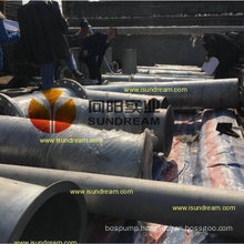 SS316 Stainless Steel Tube/ Pipes Dn400