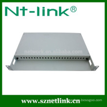 Hot selling 24 core fiber optical patch panel
