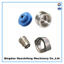 Custom CNC Turning Female Thread Stainless Steel Auto Parts