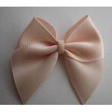 Satin Ribbon Fabric bows Wholesale Great for Wedding Decorations, Baby Headbands, Handbag Accessories and more