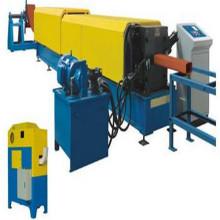 Máquina de fabricação de ladrilhos quadrados Downpipe