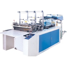 GFQ-600 Bag Making Machine Heat-sealing & Cold-cutting