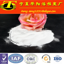 99.5% Polvo de óxido de aluminio Al2O3 de alta pureza con buen rendimiento de aislamiento