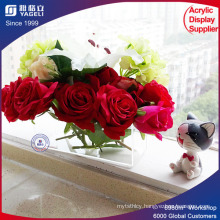 Customized Various Flower Acrylic Box for Roses