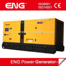 Preço do gerador de 300kva silencioso ENG Powered by CUMMINS NTA855-G1A