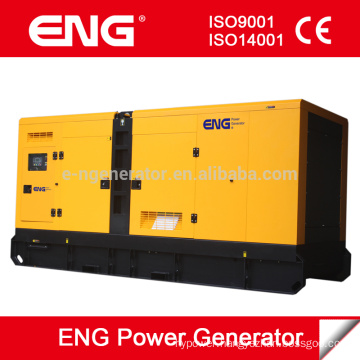 ENG silent canopy 300kva generator price Powered by Cummins NTA855-G1A