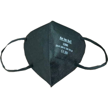 Filtration 5-Layers Disposable FFP2 Particulate Respirator