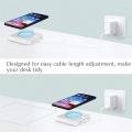 Acessórios de suporte de mesa Magsafe para iPhone 12
