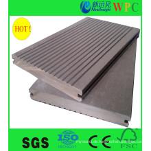 Beliebte Outdoor WPC Composite Decking mit CE, SGS, Europa Stnadard