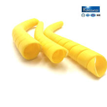 pp colorful sprial hose guard/spiral guard for hydraulic hose