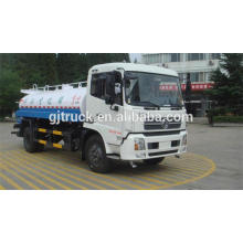 4X2 drive Dongfeng water truck for 3000-16000 Litters