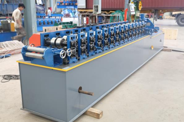 Steel Stud Forming Machine