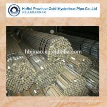 Tubes ronds en tube d'acier 4130 fabriqués en Chine