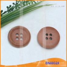 Material De Madera Su Botón BN8032