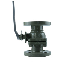 Top Quality Cast Flange Stainless Steel Ball Valve