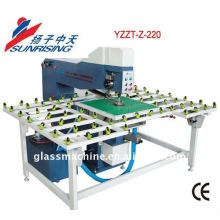 Glass Drilling Machine-YZZT-Z-220 for drilling hole diameter 4-220mm