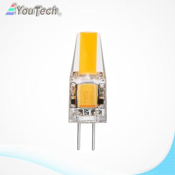 3W G4 LED 300 Lumens silicon LAMP