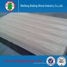 1220X2440X17mm Natural Teak Veneer MDF with Cheap Price
