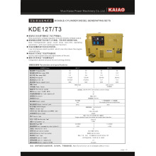 10kw Silent Generator Both Single Phase and 3-Phase 2% Discount, High Quality!