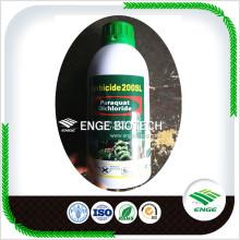 Agricultural High Quality Herbicide Paraquat 200g/l SL