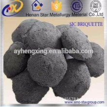 China factory supply Best Price Of Silicon Carbide Briquette with best price