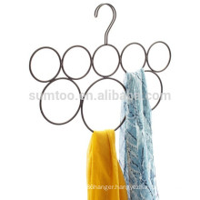 Wholesale pratical scarf metal hangers
